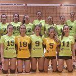 Opportunity CDU Atarfe pagó su debut e inexperiencia en Primera Nacional Femenina de voleibol