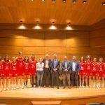 Grupo Hafesa renueva como principal patrocinador de RACA Granada para la temporada venidera