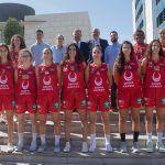 Hafesa Raca Granada ante la prueba del Paquillo Fernández para consolidarse en la Liga 2 Femenina