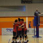 El desplazamiento a Baleares dejo un traspiés al CD Universidad de Granada en voleibol masculino
