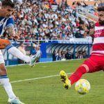 El Recreativo Granada consigue una victoria grupal como visitante ante el Recreativo de Huelva