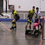 Raspeig tumbó la fortaleza del Club Hockey Patín Cájar