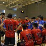 El Club Deportivo Universidad de Granada masculino deja escapar el triunfo en Villena