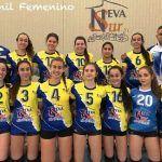 La activación competitiva del Club Voleibol Sermud Armilla