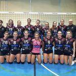 La primera vuelta finaliza en la división de bronce del voleibol nacional con un Opportunity CDU Atarfe intratable