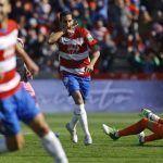 El Granada CF cierra una primera vuelta de ensueño con la magia de Los Cármenes como testigo