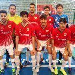 Albolote Futsal Masculino implacable en el regreso a la competición