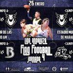 El Flag vuelve a Maracena con Granada Lions como protagonistas
