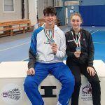 El Club Bádminton Granada con representación en el Internacional Junior de Hungría