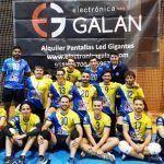 Sermud Armilla pierde su duelo en Primera División Andaluza en voleibol