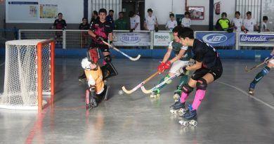 La cantera del Club Hockey Patín Cájar consigue pleno en la Liga Autonómica