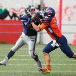Granada Lions gana a Málaga Corsairs y mantiene la imbatibilidad en fútbol americano