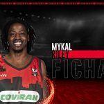 Mykal Riley es el nuevo fichaje del Coviran Granada