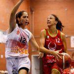 Hafesa Raca Granada alcanza el primer triunfo del curso (64-43)