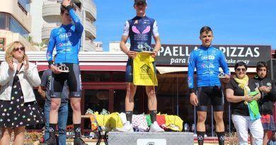 La Academia Manuela Fundación arrasa en la Vuelta Costa Blanca