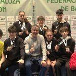 El Campeonato de Andalucía Sub 15 y Sub 19 todo un éxito para el Club Bádminton Granada