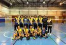 Los equipos de Sermud Armilla vivieron una jornada trepidante en voleibol