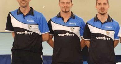 El CD Huétor Vega TM asciende a la Superdivisión Masculina del tenis de mesa nacional