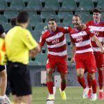 El Granada CF rearma prestaciones y logra puntuar en su visita al Real Betis