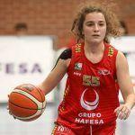 Andrea Alcántara jugará un año más en el Hafesa RACA Granada