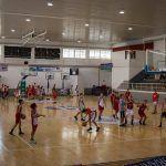 Los entrenamientos de la Fundación CB Granada cuentan con más de 100 inscritos