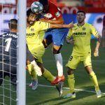 El Granada CF no aprovecha sus ocasiones y cede ante un efectivo Villarreal (0-1)