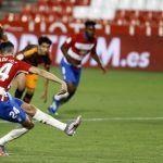 Un excelso Granada CF en su rendimiento, roza los tres puntos ante el Valencia