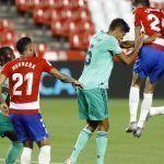 Un segundo acto de empaque del Granada CF, a las puertas de tener premio ante el Real Madrid