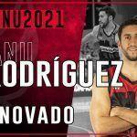 Manu Rodríguez continuará la próxima temporada en el Coviran Granada