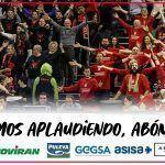 Fundación CB Granada presenta 'Sigamos aplaudiendo'