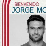 Jorge Molina ficha por el Granada CF para las próximas dos temporadas
