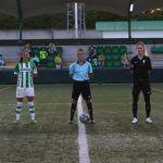 El Real Betis se impone al Granada Femenino en su primer partido de preparación