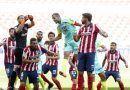 El Granada CF echa un borrón en el Wanda Metropolitano ante el Atlético