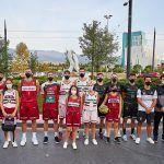 El Coviran Granada presenta sus equipaciones con un aplauso a los héroes