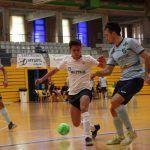 SIMA Granada Fútbol Sala obtiene buenas sensaciones a pesar de la derrota