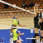 El CDU Atarfe también sabe ganar sufriendo ante Benidorm en Superliga 2 de voleibol femenino