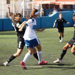 Un gol en el último minuto, en un polémico encuentro, priva al Granada Femenino de la victoria en Tenerife