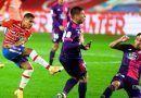 El Granada CF nota falta de ritmo y cae ante el Real Valladolid en Los Cármenes