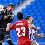 Orgullo, honradez, eterna lucha y bautismo de jugadores en el Granada CF en su visita a la Real Sociedad