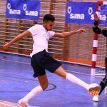 SIMA Granada Fútbol Sala consigue la primera victoria de la temporada