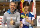 El granadino Daniel Franco Castilla consigue proclamarse campeón de España sub 15 en bádminton