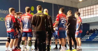 Sentimiento agridulce de resultados de BM Maracena en la doble jornada disputa este fin de semana