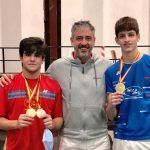 Nuevo éxito del Club Bádminton Granada, ahora en el Campeonato de España Sub 17