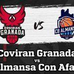 Coviran Granada acaba vacaciones para preparar el choque ante Almansa