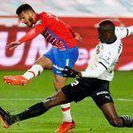 Una victoria 'loca' ante el Valencia, cierra un año de ensueño deportivo para el Granada CF