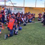 Granada Lions inicia la temporada con éxito y el lema 'Como hacíamos ayer…'