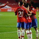 Un superlativo Granada CF alcanza los 27 puntos ante el CA Osasuna