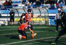 Abordaje al todo o nada para Granada Lions en fútbol americano