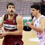 David Iriarte jugará su quinta temporada en el Coviran Granada