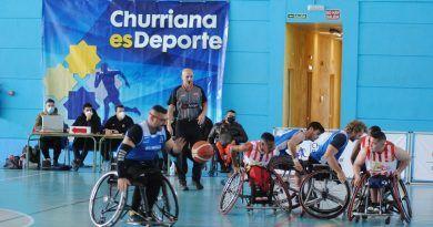 Churriana-Integra consigue la segunda victoria en Elche (34-66)